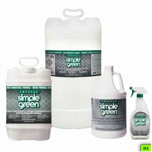 Simple Green Crystal Cleaner/Degreaser - Gal., 6/cs, (SHR-SMP19128)