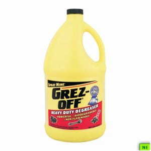 Spray Nine Grez-Off Heavy Duty Degreaser - 5 Gal., ea, (SHR-SN22705)