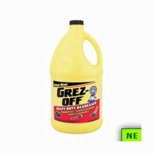 Spray Nine Grez-Off Heavy Duty Degreaser, 4 Gallon Bottles (SHR-SN22701)