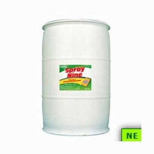 Spray Nine All-Purpose Cleaner-Disinfectant, 55 Gallon Drum (SHR-SN26855)