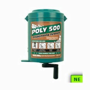 Spray Nine Poly 500 Hand Cleaner Dispenser (SHR-SN71500)