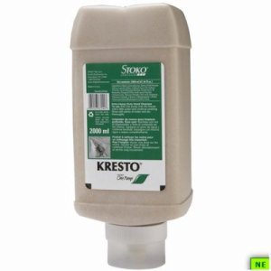 Stoko Kresto Heavy Duty Skin Cleaner-2000 mL One-Pump, 6/cs, (SHR-STO98704406)