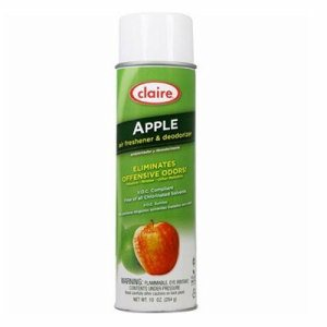 Claire Low V.O.C. Air Fresheners & Deodorizers - Apple (SHR-CLR161)