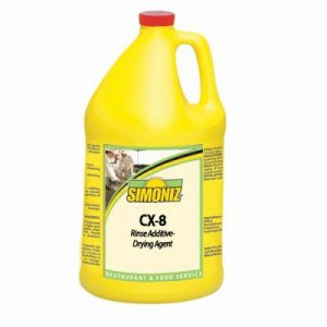 Simoniz CX-8 Ware Washing Machine Liquid Drying Agent, 4 Gallons (SIM-C0710004)