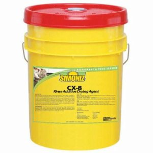 Simoniz Ware Washing Machine Liquid Drying Agent, 5 Gallon Pail (SIM-C0710005)