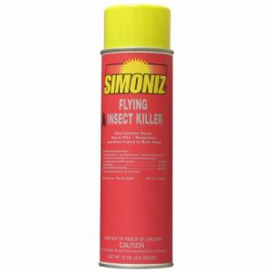 Simoniz Flying, Crawling Insect & Bed Bug Killer, 12 Cans (SIM-S3371012)