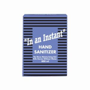 Simoniz Alcohol Hand Sanitizer Gel, 12 Refills (SIM-I1750800)