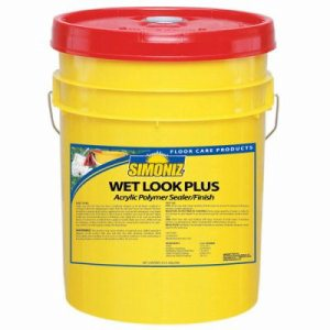 Simoniz Wet Look Plus, 5 Gallon Pail (SIM-CS0750005)