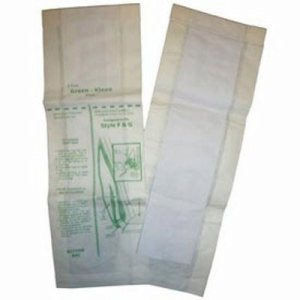 F&G Clarke S12PF & S16PF Micro-Plus Replacement Vacuum Bags 10/10 packs (GK-F/G-10-Clarke)
