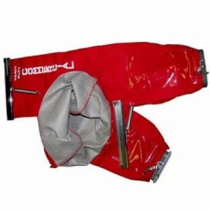 Kent/Euroclean Red Cloth Shake-Out Bag w/ Liner (GK-CN-Liner-12)