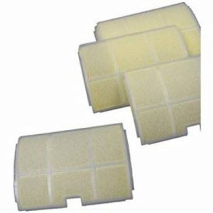 Windsor Sensor XP & SR Replacement Exhaust Filter, 50 Filters (GK-5143)