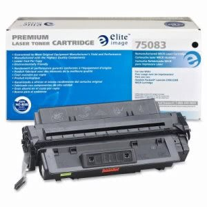 Elite Image MICR Toner Cartridge, 5000 Page Yield, Black (ELI75083)