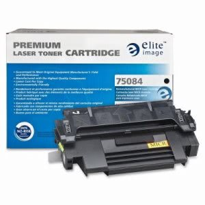 Elite Image MICR Toner Cartridge for HP 92298A,6800 Page Yield,Black (ELI75084)