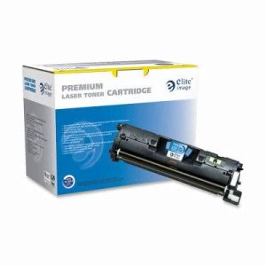 Elite  Print Cartridge, for HP LaserJet 2550, 4000 Yield, Yellow (ELI75119)