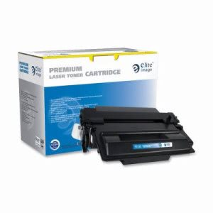 Elite Image Toner Cartridge, 12000 Page Yield, Black (ELI75122)