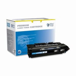 Elite Toner Cartridge,Laser,HP 3500/3500 Series,6000 Yield, Black (ELI75136)