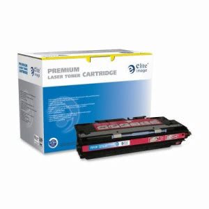 Elite Toner Cartridge,Laser,HP 3500/3500Series, 4000 Yield,Magenta (ELI75139)