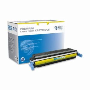 Elite Image Toner Cartridge,Laser,For 500/5500 Series,12000 Pg Yld,YW (ELI75146)