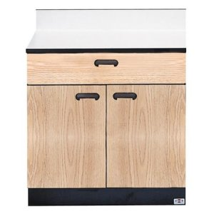 "Hausmann Treatment Cabinet, Drawer, 30""x16""x30"", Oak (HNI8728346)"