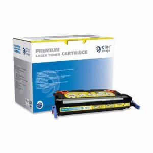 Elite Image Print Cartridge, 4000 Page Yield, Yellow (ELI75181)