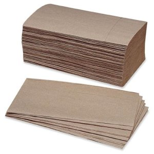 "SKILCRAFT Paper Towels,F/Dispensers,250/Bundle,9-1/4""W,16/BX,Kraft (NSN4940911)"