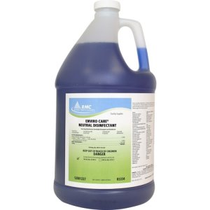 RMC Neutral Disinfectant, Concentrate, 1 Gallon (RCMPC12001227)