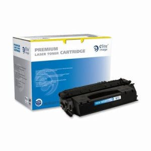 Elite Image Toner Cartridge, High Yield, 7000 Page Yield, Black (ELI75336)