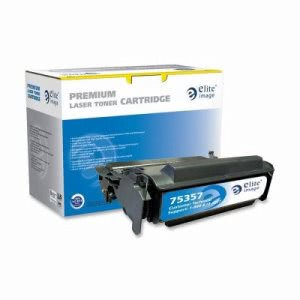 Elite Image Toner Cartridge , 10,000 Page Yield, Black (ELI75357)