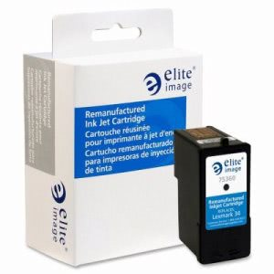 Elite Image Toner Cartridge, 2000 Page Yield, Black (ELI75360)
