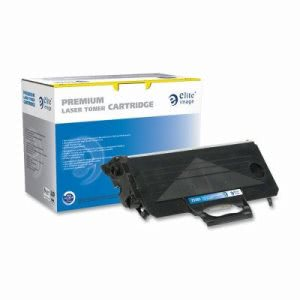 Elite Image Toner Cartridge, 2600 Page Yield, Black (ELI75385)