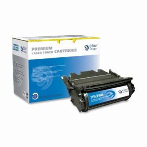 Elite Image Toner Cartridge, 10000 Page Yield, Black (ELI75390)