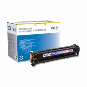 Elite Image Toner Cartridge, 1400 Page Yield, Magenta (ELI75399)