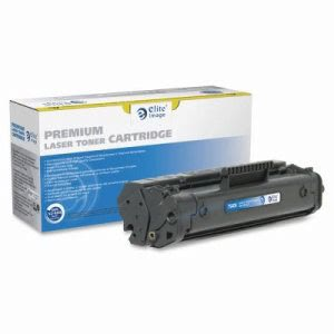 Elite Image Micr Toner Cartridge, 2500 Page Yield, Black (ELI75409)