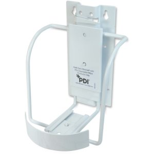 PDI Sani Bracket, f/ Sani-Cloth Wipes Lg. Canister, White (NICPSBS077900)