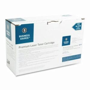 Business Source Toner Cartridge, High Yield, 13000 Page Yield, Black (BSN38715)