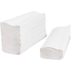"Special Buy Multifold Towels, 9-2/5""x-1/4"", 250SH/PK, White (SPZMLTWH)"