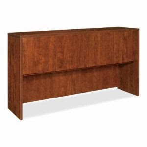"Lorell Hutch w/Doors, 66""x36""x15"", Cherry (LLR69417)"