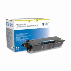 Elite Image Toner Cartridge, 8,000 Page Yield, Black (ELI75445)