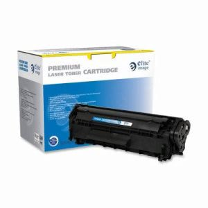Elite Image Toner Cartridge, 2,000 Page Yield, Black (ELI75448)