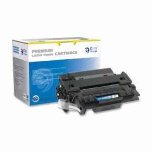 Elite Image Toner Cartridge, 6,000 Page Yield, Black (ELI75478)