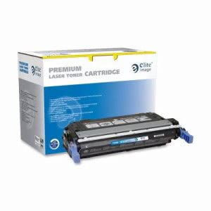 Elite Image Toner Cartridge, 12,000 Page Yield, Black (ELI75482)