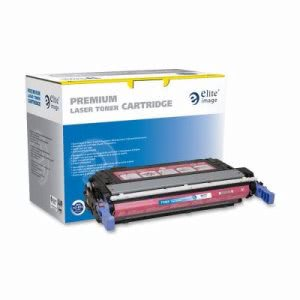 Elite Image Toner Cartridge, 12,000 Page Yield, Magenta (ELI75485)