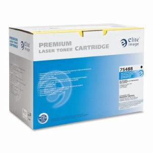 Elite Image Toner Cartridge, 9,000 Page Yield, Black (ELI75488)