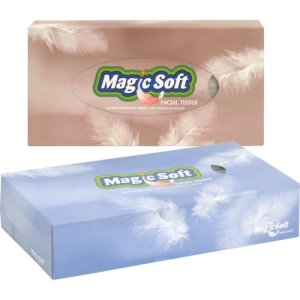 Special Buy Bare Necessities Facial Tissue, Flat Boxes, 3000 Sheets (SPZFT)