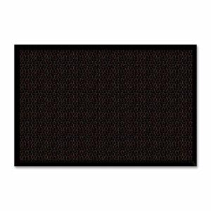 "Genuine Joe UltraGuard Berber Wiper/Scraper Mat, 36""x60"", Chocolate (GJO02403)"
