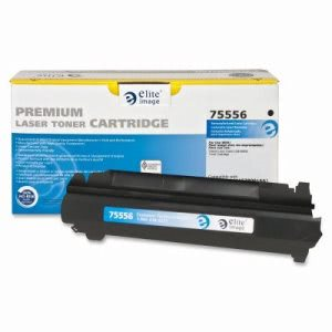 Elite Image Toner Cartridge, 4,500 Page Yield, Black (ELI75556)