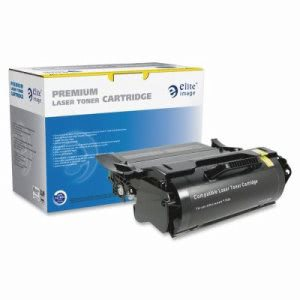 Elite Image Toner Cartridge, 36,000 Page Yield, Black (ELI75592)