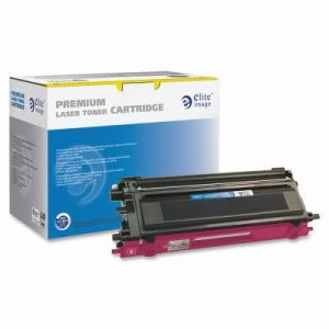 Elite Image Toner Cartridge, 4000 Page Yield, Magenta (ELI75657)