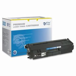 Elite Image Toner Cartridge, 6,000 Page Yield, Black (ELI75734)