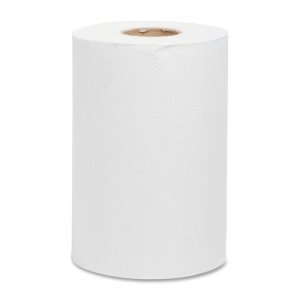 Special Buy Hardwound Roll Towels, White, 6 Rolls (SPZHWRTWH800)